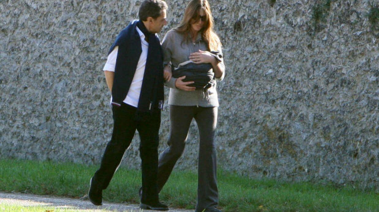 Les photos de la fille de Carla Bruni seront dans Voici!