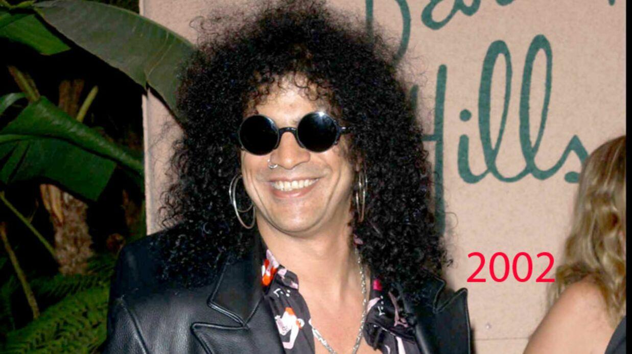 PHOTO: Slash des Guns and Roses 21 ans après