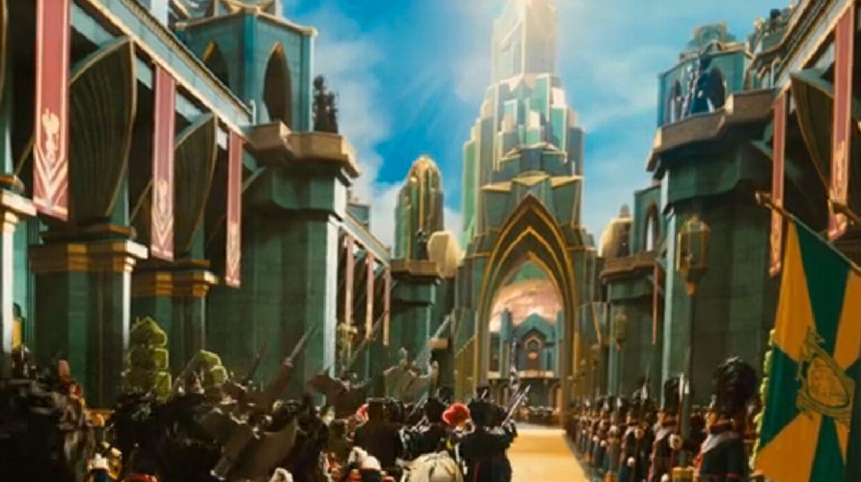 C'est vu – Le monde fantastique d'Oz: fond vert et bons sentiments