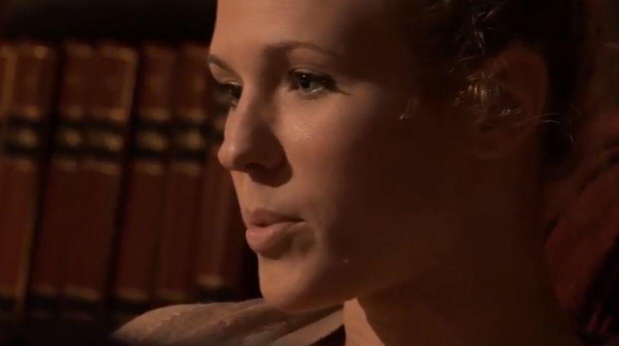VIDEO Lorie déchirée entre la maladie de sa mère et son travail