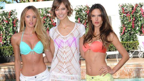 DIAPO Le shooting sexy des Anges de Victoria's Secret