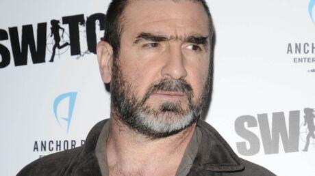 Eric Cantona placé en détention à Londres pour agression