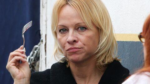 PHOTOS Le gros coup de mou de Pamela Anderson