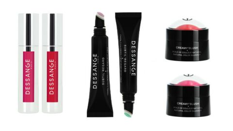 Maquillage Printemps Eté 2015 ou quand Dessange bouscule les codes