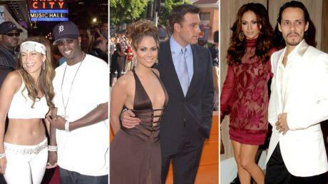 PHOTOS Jennifer Lopez: qui sont les hommes de sa vie?