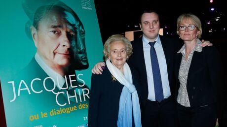 Jacques Chirac: son petit-fils Martin Rey-Chirac soutient Emmanuel Macron