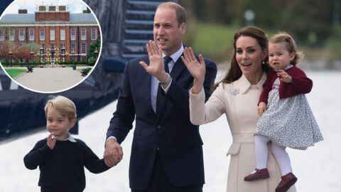 Kate et William: les travaux pharaoniques de leur château avant leur retour à Londres