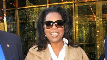 Oprah Winner