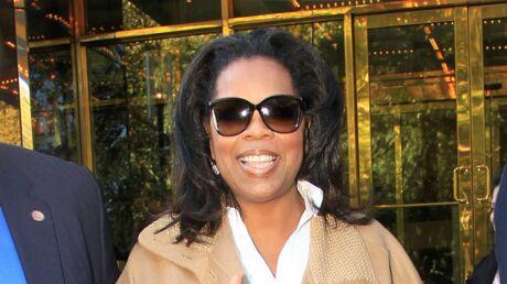 Oprah Winfrey a reçu un Oscar d'honneur