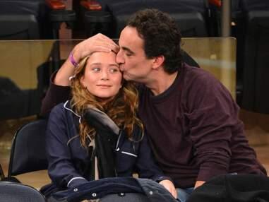 Mary-Kate Olsen et Olivier Sarkozy : l'amour dans les gradins