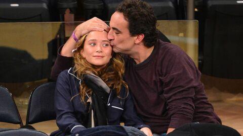 DIAPO Mary-Kate Olsen et Olivier Sarkozy: l'amour en tribunes