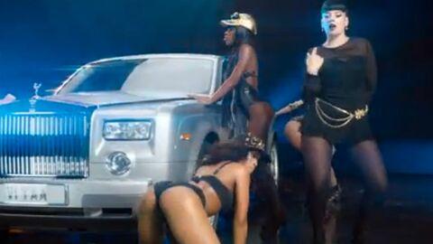 VIDEO Lily Allen se moque de Rihanna et Robin Thicke dans son dernier clip