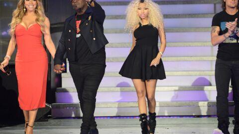 Mariah Carey garde un très mauvais souvenir de Nicki Minaj sur American Idol