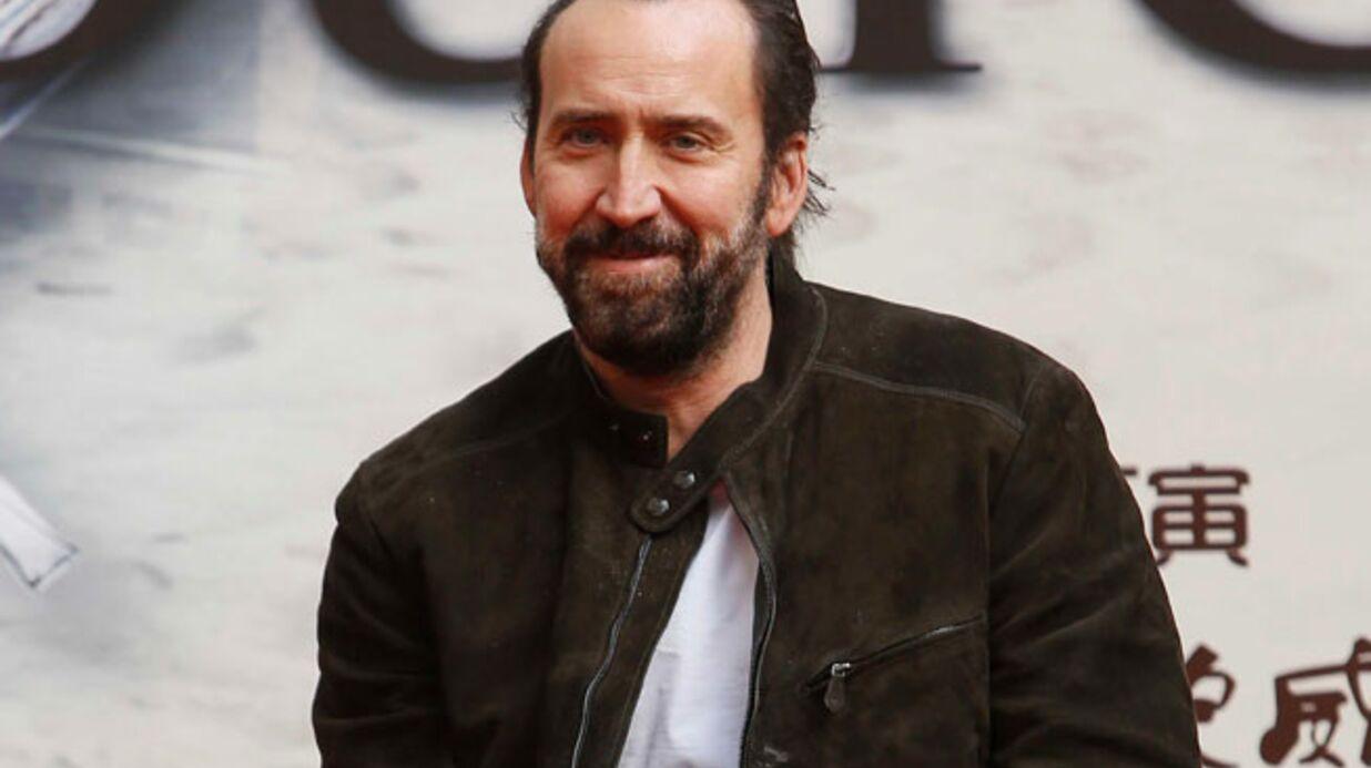Nicolas Cage: des clichés de ses ébats sexuels ont été volés
