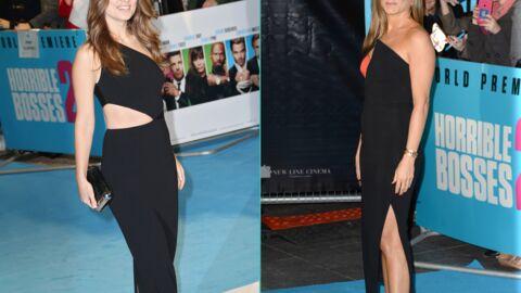 PHOTOS Jennifer Aniston radieuse et Olivia Wilde amoureuse à une avant-première