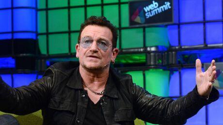 Grosse frayeur dans les airs pour Bono: une porte de son jet arrachée en plein vol