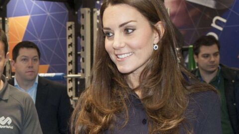 PHOTOS Kate Middleton : ses formes de future maman s'affichent de plus en plus