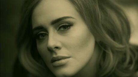 Même Adele pleure en écoutant ses chansons