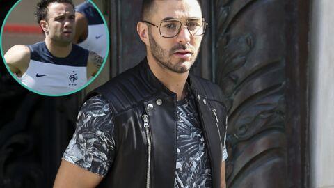Karim Benzema aurait traité Mathieu Valbuena de «tarlouze» au téléphone