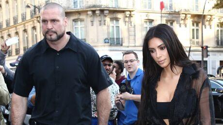 Kim Kardashian: viré, son ex-garde du corps s'occupe d'une autre star
