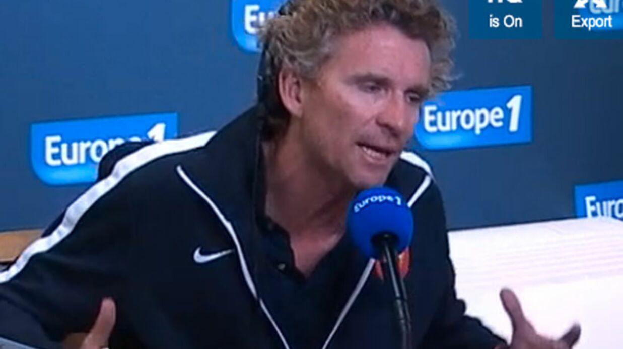 VIDEO furieux, Denis Brogniart défend Christian Jeanpierre