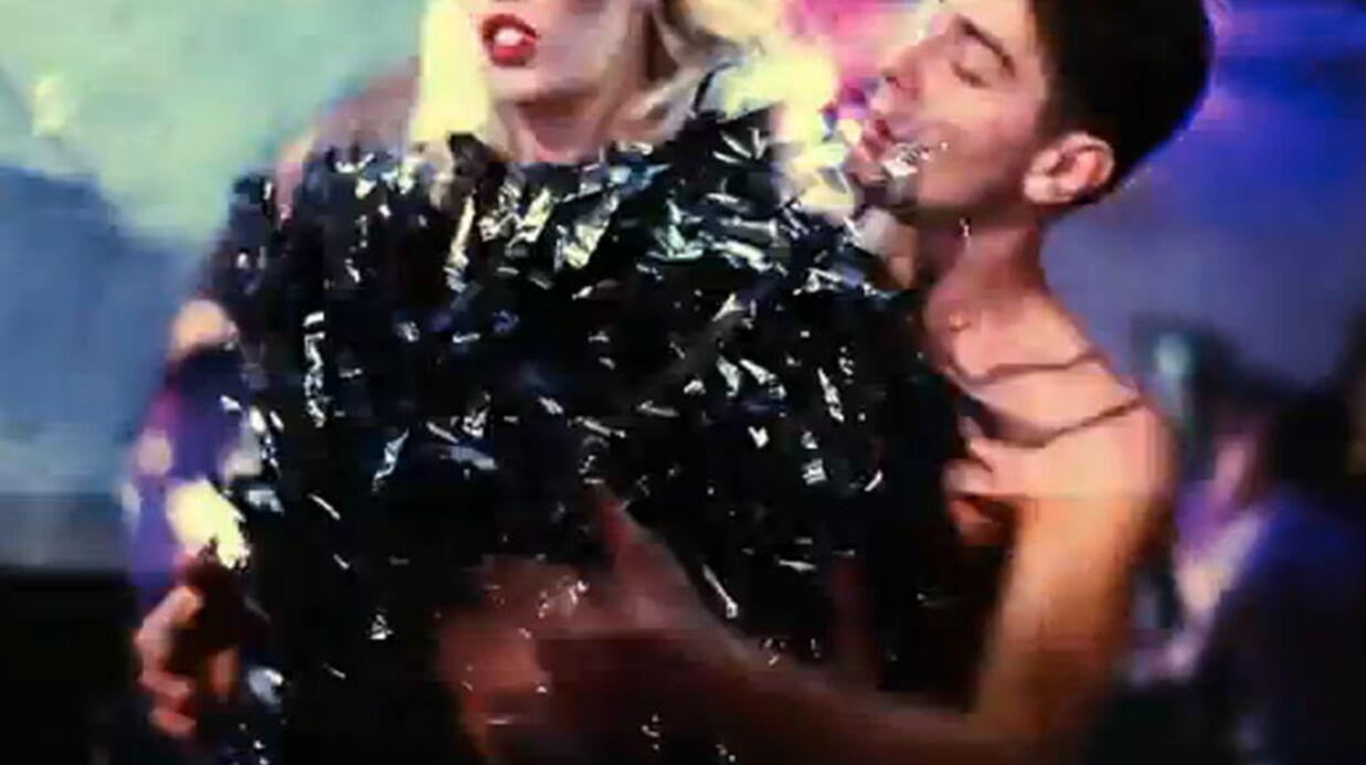 VIDEO Michal (Star Ac 3) revient nu et le crâne rasé