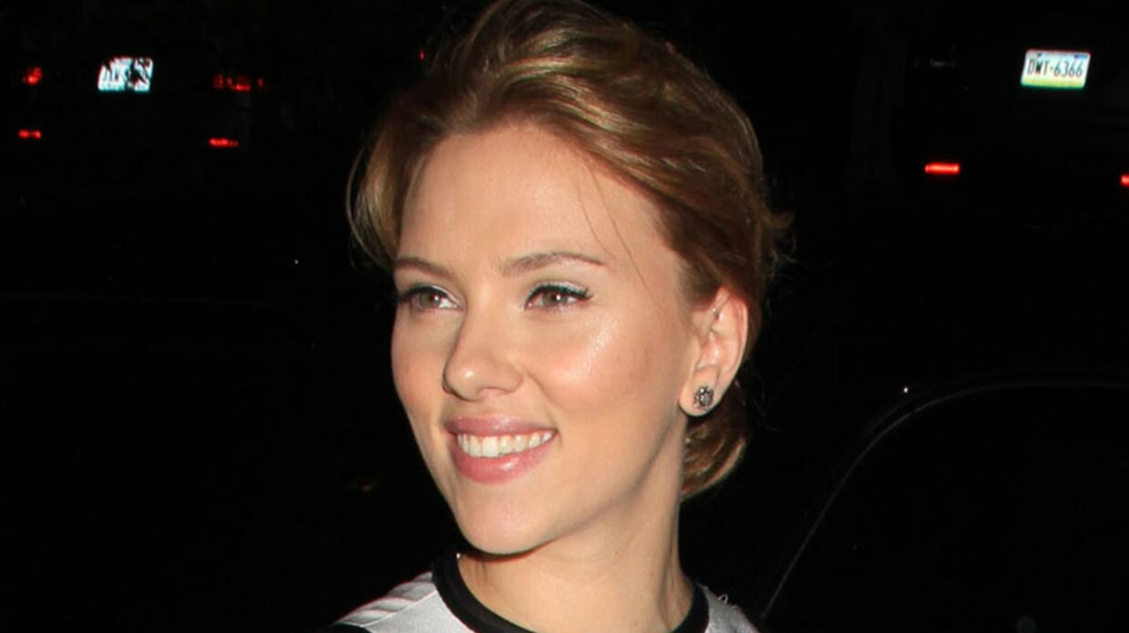 Scarlett Johansson nue sur le Net: le responsable arrêté