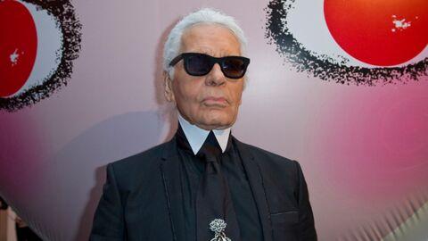 Pour Karl Lagerfeld, mieux vaut être maigre qu'en surpoids