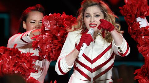 Madonna : séductrice hot pour son ex, Sean Penn