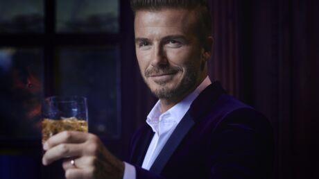David Beckham continue de travailler pour ses enfants