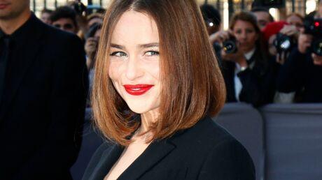 PHOTO Emilia Clarke (Game of Thrones): topless pour Esquire qui la sacre femme la plus sexy