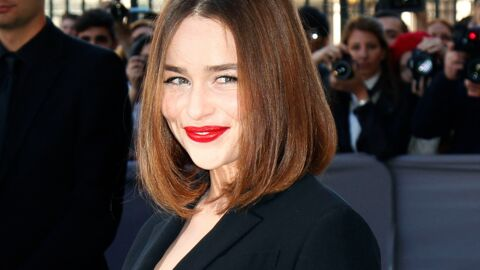 PHOTO Emilia Clarke (Game of Thrones) : topless pour Esquire qui la sacre femme la plus sexy