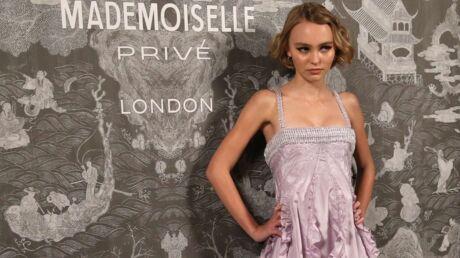 DIAPO Lily-Rose Depp vole une nouvelle fois la vedette à sa mère