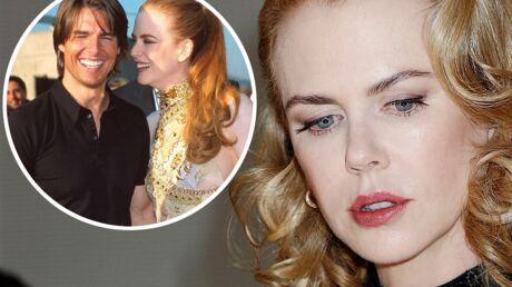 Nicole Kidman évoque son mal-être profond suite à son divorce avec Tom Cruise