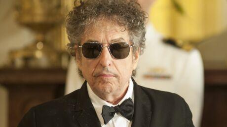 Bob Dylan reçoit le prix Nobel de littérature 2016