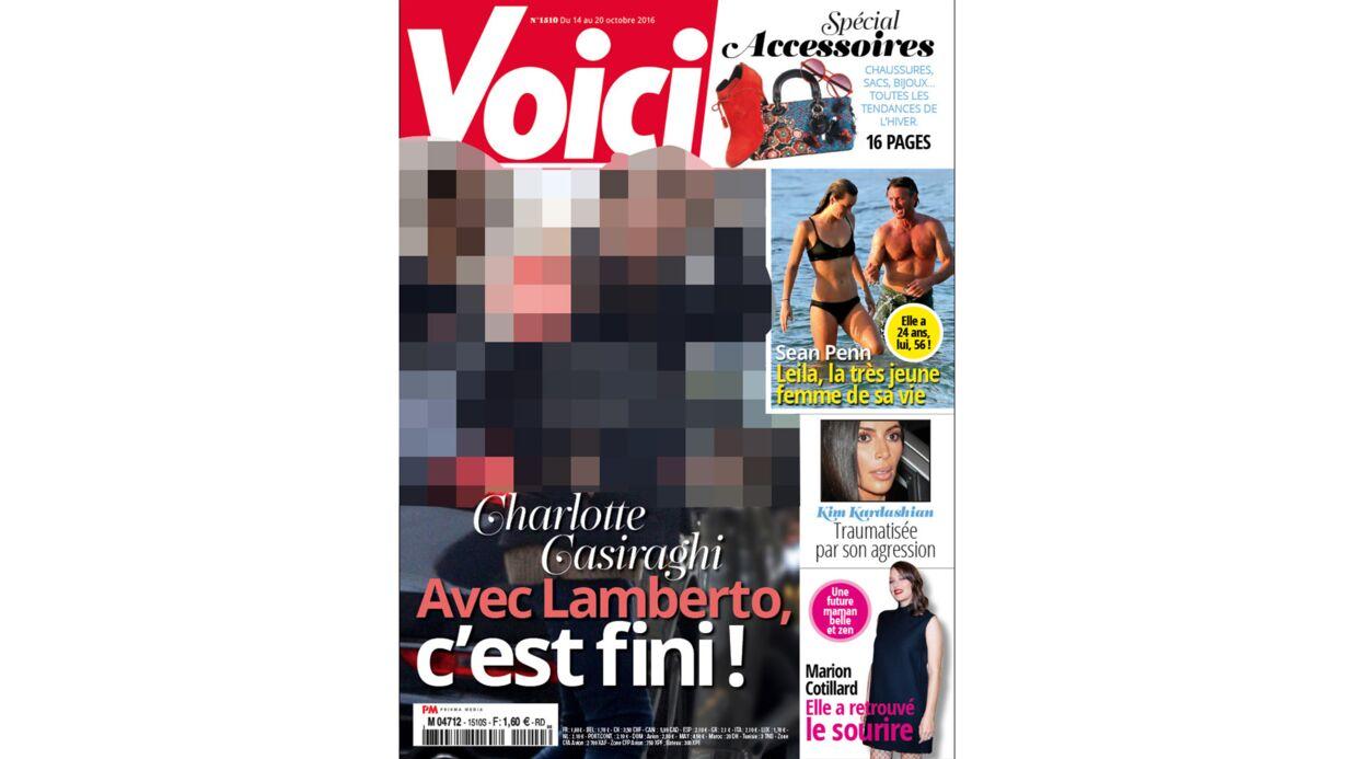 Exclu Voici – Charlotte Casiraghi et Lamberto Sanfelice, c'est fini!