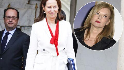 Pour François Hollande, Valérie Trierweiler a toujours été obsédée par Ségolène Royal