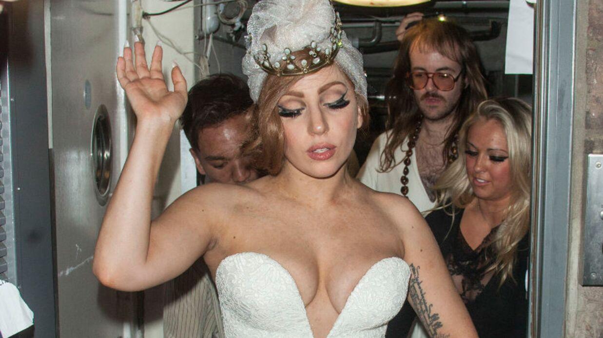 Lady Gaga revoit ses ambitions à la baisse pour son concert de Nice