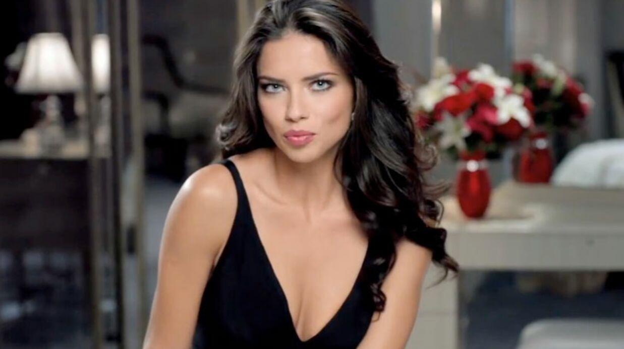 Le top model Adriana Lima est maman