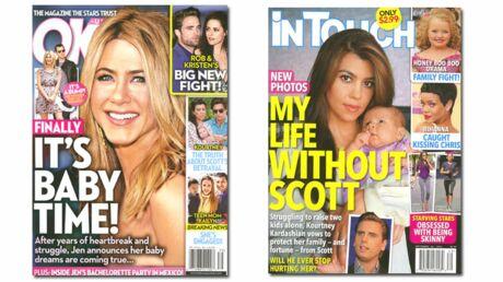 En direct des US: Jennifer Aniston pressée de faire un bébé