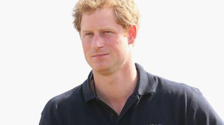 Le Prince Harry échappe de peu à un accident de la route