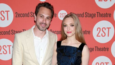 Amanda Seyfried s'est fiancée avec l'acteur Thomas Sadoski