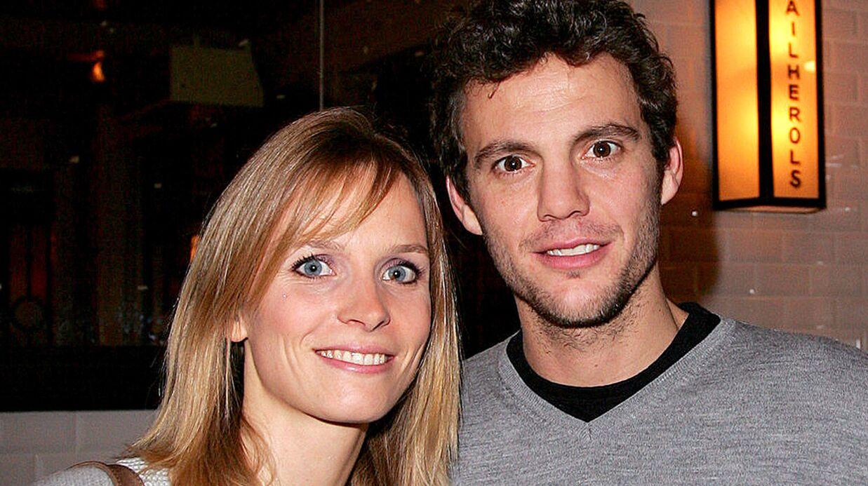 PHOTOS Le tennisman Paul-Henri Mathieu a épousé Quiterie Camus, sa compagne depuis 13 ans