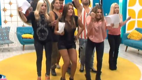 VIDEO Secret Story 7 : les candidats « chantent » leur hymne