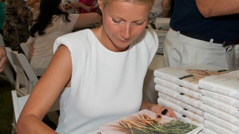 Gwyneth Paltrow agace des écrivains lors d'un salon du livre