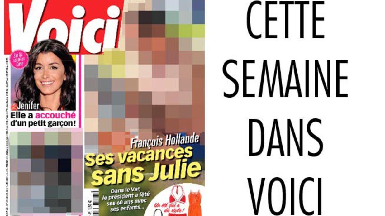 Cette semaine dans Voici: les vacances de François Hollande