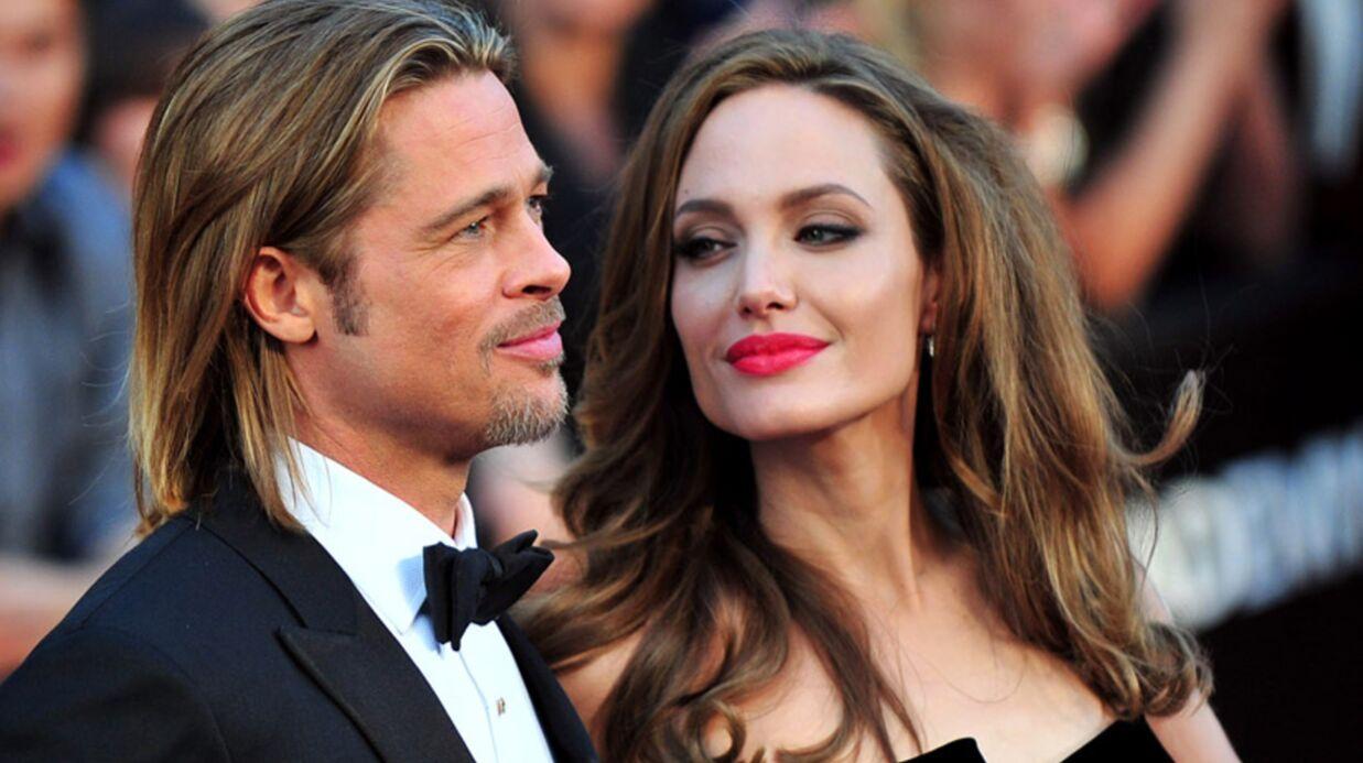 C'est officiel: Brad Pitt et Angelina Jolie vont se marier