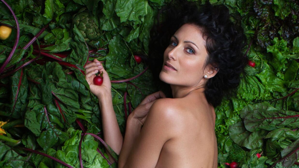 PHOTOS Lisa Edelstein (Dr House) entièrement nue pour la Peta