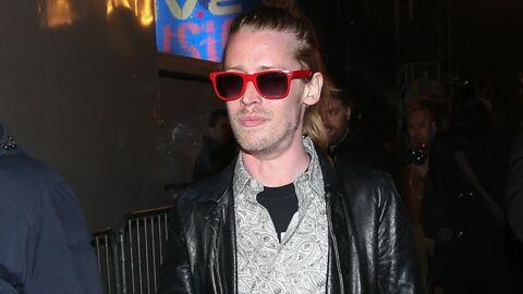Macaulay Culkin méconnaissable dans les rues de Londres