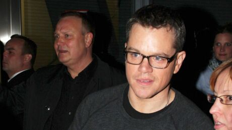 Matt Damon a renouvelé ses vœux de mariage